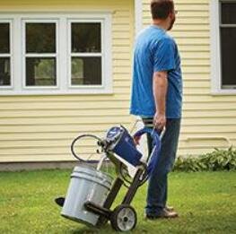Graco Magnum x7 paint sprayer review