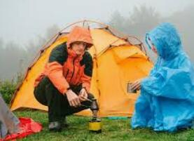 the best tent for rainy and windy days